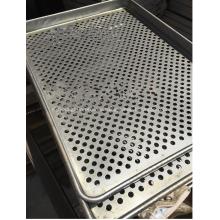 Heißluftumwälzung Ofen Trockenschalen Trockner Spray Teflon