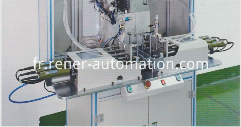 Automatic Screw Driving Machine C