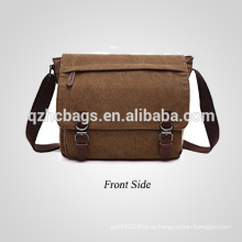 Messenger Bag School Bag Business Maletín Shoulder Bag