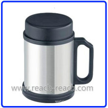 Stainless Steel Travel Cup Coffee Cup with Lid (R-5014)
