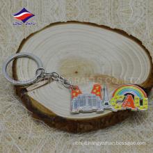 Good quality die cast factory price leaf logo bottle opener