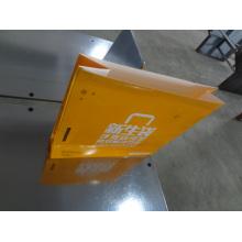 Бумажная ручная сумка