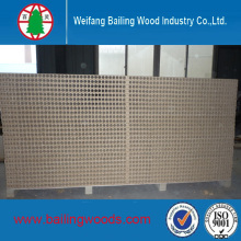 Hollow Core Chipboard of Manufacture
