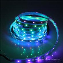 5050 SMD RGB 30LED/M Strip Light WS2811 IC Chasing Magic Dream Color Lights