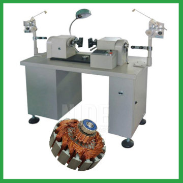 High Precision Double Flyer Rotor Wire Winder Machine