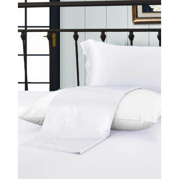 Funda de almohada Oxford de seda de ambos lados para cabello y piel Estándar-100% seda de morera 19 Momme Funda de almohada de cama de seda