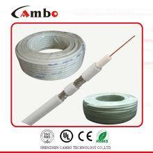 coaxial cable RG58 copper clad aluminum 75 ohm