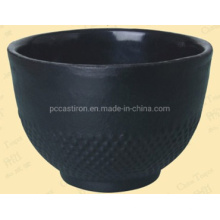 High Quality Printed Cast Iron Cup BSCI LFGB FDA Approved