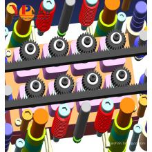 Прессформа червячной передачи высокой точности изготовленных на заказ промышленных частей пластичная / конструкция прессформы