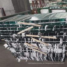Paneles de valla de vidrio, gabinete de vidrio, vidrio de ducha para europeo