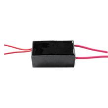 Generador de chispas de CC de alto voltaje con relleno de epoxi en miniatura