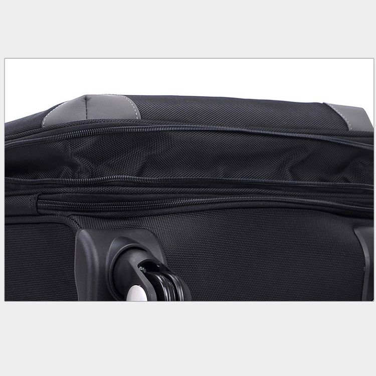 Expandable Soft Laptop Luggage