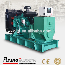 80kw/100kva diesel electric generator set equipped with Cummins 5.9 series engine