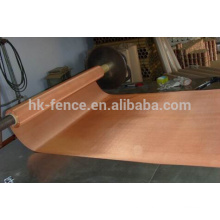 faraday cage shielding red copper mesh anping factory