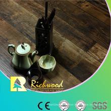 Commercial 8.3mm E1 AC3 Embossed V-Grooved Waterproof Laminatde Floor