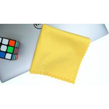 ткань для чистки ювелирных изделий из толстой замши из микрофибры