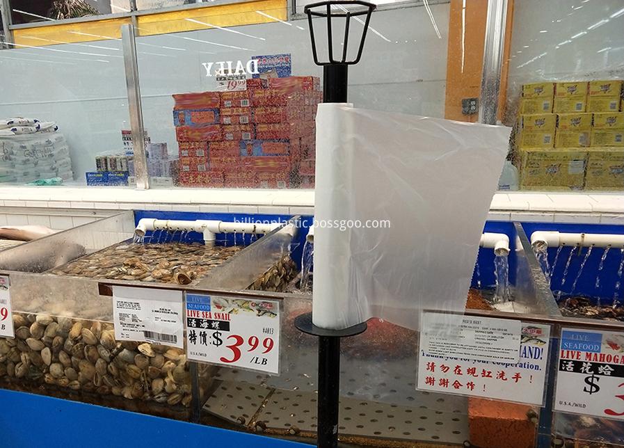 Large Plastic Food Storage Bags