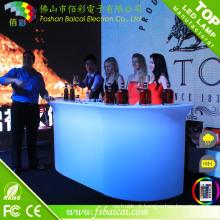 Modern Bar Contador com luz LED