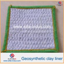 O forro de argila geossintético Gcl age como um forro de baixa permeabilidade