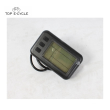 Intelligence electric bicycle/ ebike convension kit LCD display with waterproof cable