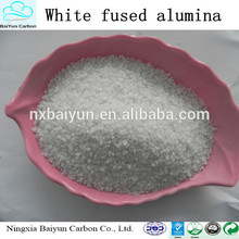 White Fused Alumina/White aluminium oxide powder price