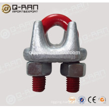 Metal US Type Drop Forged Wire Rope Clip