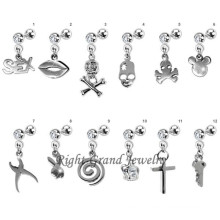 Various Tragus Designs Hot Sexy Ear Cartilage Piercing Jewelry