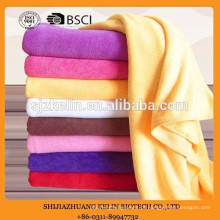 novos produtos 2015 super absorvente toalha de microfibra de polímero atacado