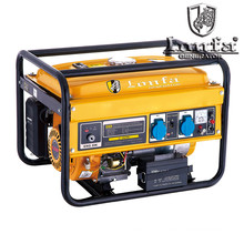1.5kVA to 7.0kVA Portable Natural Gas Powered Generator