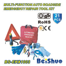 21PCS Emergency Survival Kit for Auto