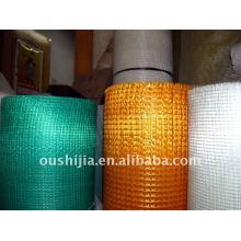 Exterior wall thermal insulation fiberglass mesh