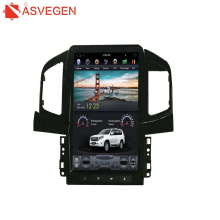 Factory Price Tesla Vertical Touch Screen Car DVD Player For Chevrolet Captiva With BT Wifi RAM 2GB ROM 32GB