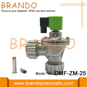 DMF-ZM-25 1 '' Inch Aluminium Alloy Dust-Collector Pulse Valve
