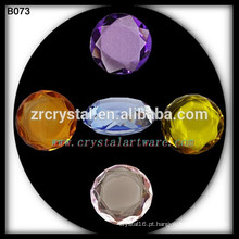 novo diamante de cristal vidro cristal gemas