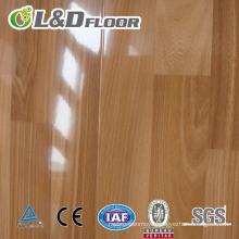 PVC waterproof high gloss timeless design laminate flooring