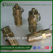 Wholesale brass boiler safety valve for air compressor
