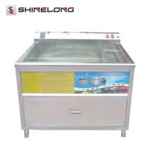 Shinelong Guangzhou 160L Ozone Ultrasonic Fruits Vegetables Washer
