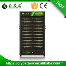 Cargador de batería al por mayor de Geilienergy 220V AA / AAA que carga el gabinete para 100pcs