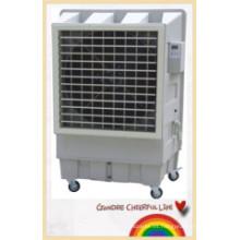 Enfriador de aire evaporativo portátil.