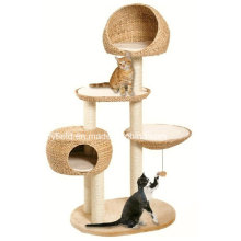 Cat Furniture Climber Bed Cage Toy Cat Tree