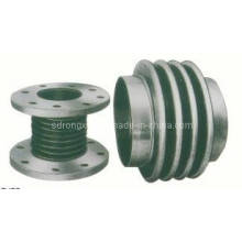 Z Type Metal Bellows S. S. Expansion Joint Flanged Ends