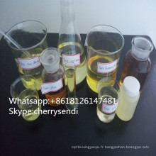 Test / testostérone Enanthate E liquide injectable 600mg / ml liquide personnalisable
