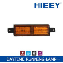 Luz de carretera diurna LED para camión y remolque ámbar IP67 lámpara cola de camión