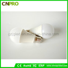 Bulbo respetuoso del medio ambiente del ángulo de haz 915lm LED del alto brillo 270 LED con vida útil larga