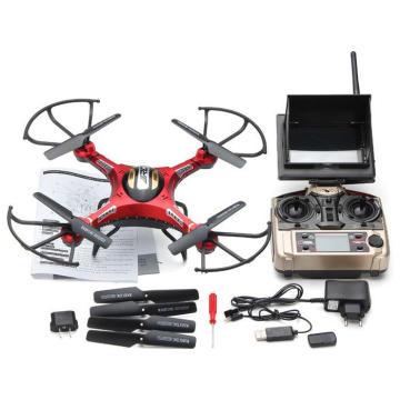5,8 g Fpv RC Quadcopter One Key Return Drohne mit Kamera