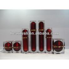 Крем для косметической упаковки Square Acrylic Jar 30ml 50ml
