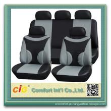 Preço do competidor mais barato personalizado impresso tampa de assento do carro conjunto completo