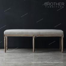 Silla de salón caliente de la silla del chaise de la silla de los muebles antiguos del sellado 2017