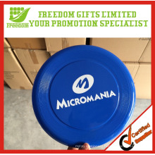 Cheap Logo Customized Promotional Plastic Frisbee