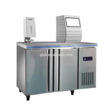Testeur d'efficacité de filtration de particules ASTM F2299 PP 99BFE Machine d'essai de tissu non tissé fondu par soufflage de particules
